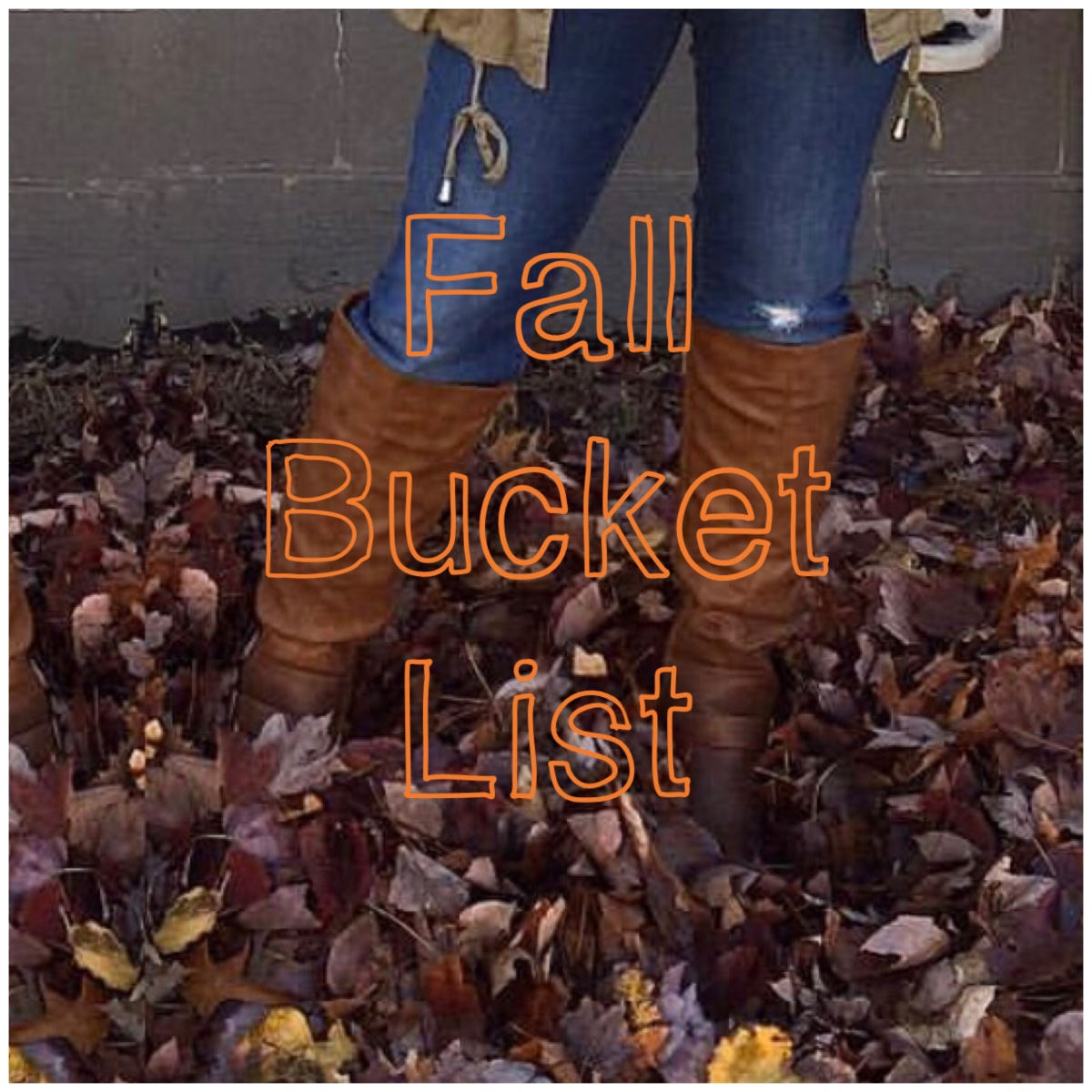 Fall Bucket List 2017: Update