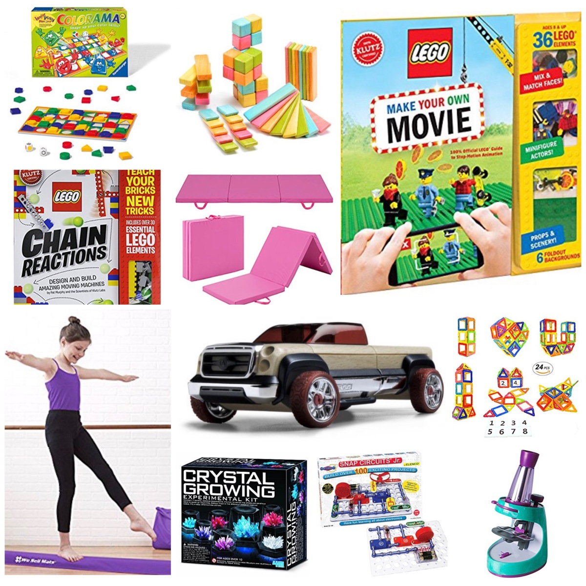 Gifts for Kids: S.T.E.M. Toys