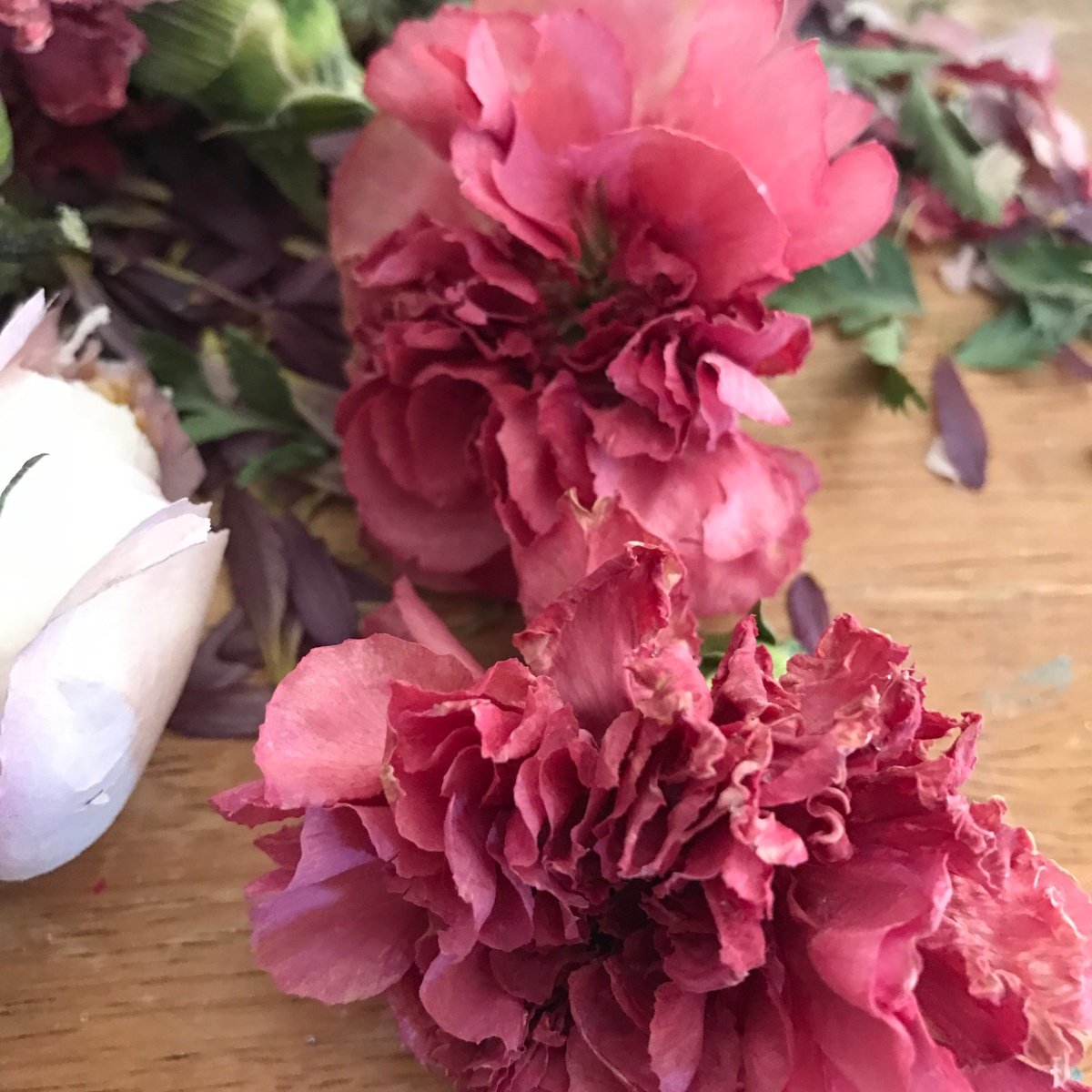 Preserving Grandma's Flowers: The Unveiling