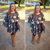 Everest & Co. Floral Dress #ootd and Discount Code!