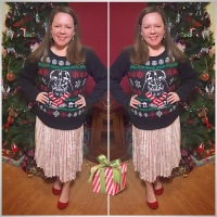 Christmas #ootd Round Up