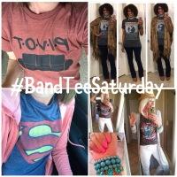 #BandTeeSaturday Faves!