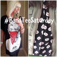 #BandTeeSaturday Faves!