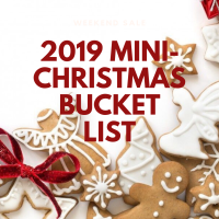 2019 Mini-Christmas Bucket List