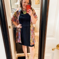 Ageless Style Link-up: Summer Brights, Day to Night